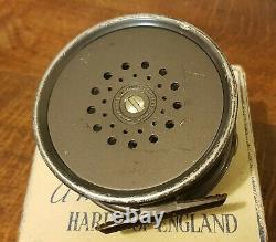1950s HARDY 4 SALMON PERFECT. BOXED
