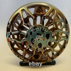 Abel SDF 5/6 Native Brown Trout Custom Fly Reel NEW IN STOCK