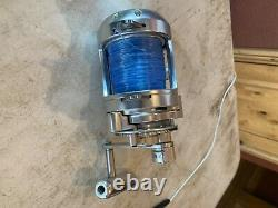 Accurate ATD Topless 12 Trolling Reel Used
