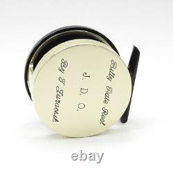 Billy Pate Direct Drive Trout Fly Reel. LHW. With Spare Spool