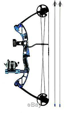 Bruin Outdoors Angler R2F Ready to Fish Right Hand Bowfishing Kit