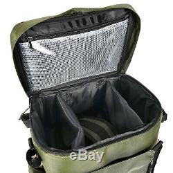 Calissa Offshore Tackle X-Large'Recon' Rolling Fishing Tackle Backpack Box Tray