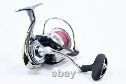 Daiwa LUVIAS LT4000-CXH Spinning Reel Excellent