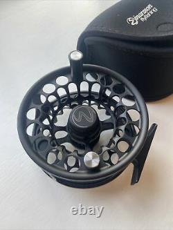 Einarsson 9 Plus Fly Fishing Reel Black GREAT CONDITION
