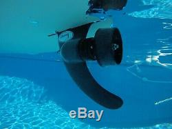 Electric Stand Paddle Board Propeller Fin, Efin, e-fin, Motorize your SUP