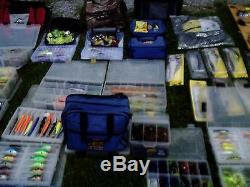 Fishing lures most have never seen water, dt 6s 8s 10s 16s, bandits, bombers