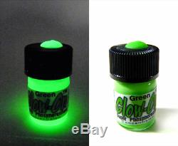 Glow-On GREEN Super Concentrated Glow for Gun Sights, Fishing Lures 2.3 ml via