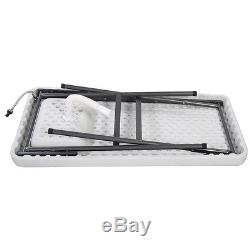 Goplus Folding Portable Fish Hunting Cleaning Cutting Table Camping Sink Faucet