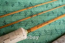 Granger 7030 7' Bamboo Fly Rod Excellent Condition