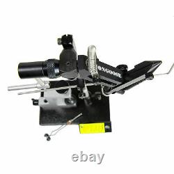 Griffin Montana Mongoose Cam Operated Advanced Tech Fly Tying Vise Life Warranty