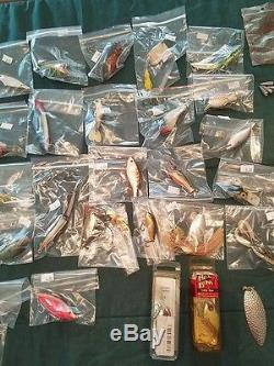 HUGE QUALITY lot of BASS Fishing Lures. 80+ In New Condition