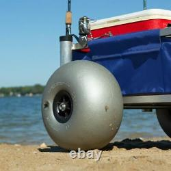 Harbor Mate Fishing and Beach Cart with Balloon Wheels