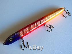 Hughes River Lure 14 Popsicle Muskie Musky