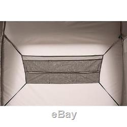 Large Camping Tent 12 Person 18' x 11' River Fishing Family Instant Cabin Canopy