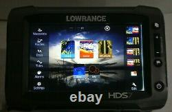 Lowrance HDS 7 Touch Fishfinder Gen 2 GPS FREE SHIPPING