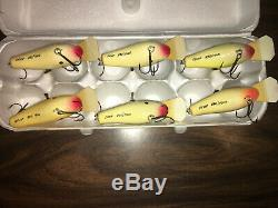 Mike Estep's Balsa Baits Collectors Edition 6 Pack NEW Old Stock
