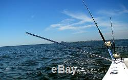 Mini Riggers Outrigger Set -Rod Holder Mounted Outrigger