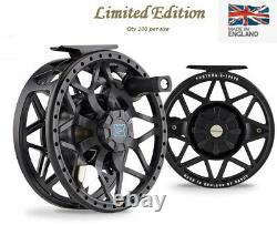 New Limited Edition Hardy Fortuna Z 8000 #8/9/10 Wt. Saltwater Fly Fishing Reel