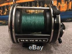 Newell S533-5.5 Conventional Saltwater Fishing Reel