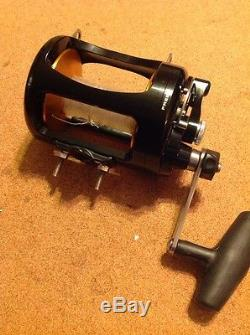 Okuma Cavallla 50WII Two Speed Off Shore Conventional Trolling Reel Lot P21