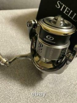 SHIMANO 18 STELLA C2000S Spinning Reel USED condition Mint