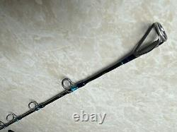 Saltwater Tackle Racepoint 250 popping rod Tuna GT