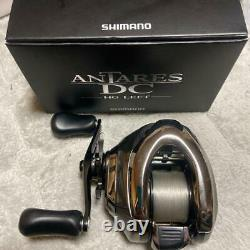 Shimano 16 ANTARES DC HG Left Hand Bait Casting Reel Used from Japan HYKC