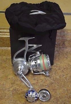 ZeeBaaS ZX22 30lb Drag Spinning Fishing Reel with Box Free Shipping
